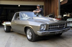 Ferntree Gully Holden >> Cover fame for car enthusiast   Cranbourne Star News