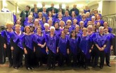 The Voices of Casey Choir will perform in Street Requiem on Saturday.