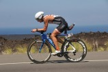 Levi Maxwell has started his professional career strongly with a seventh place finish in Geelong. Picture: FINISHER PIX